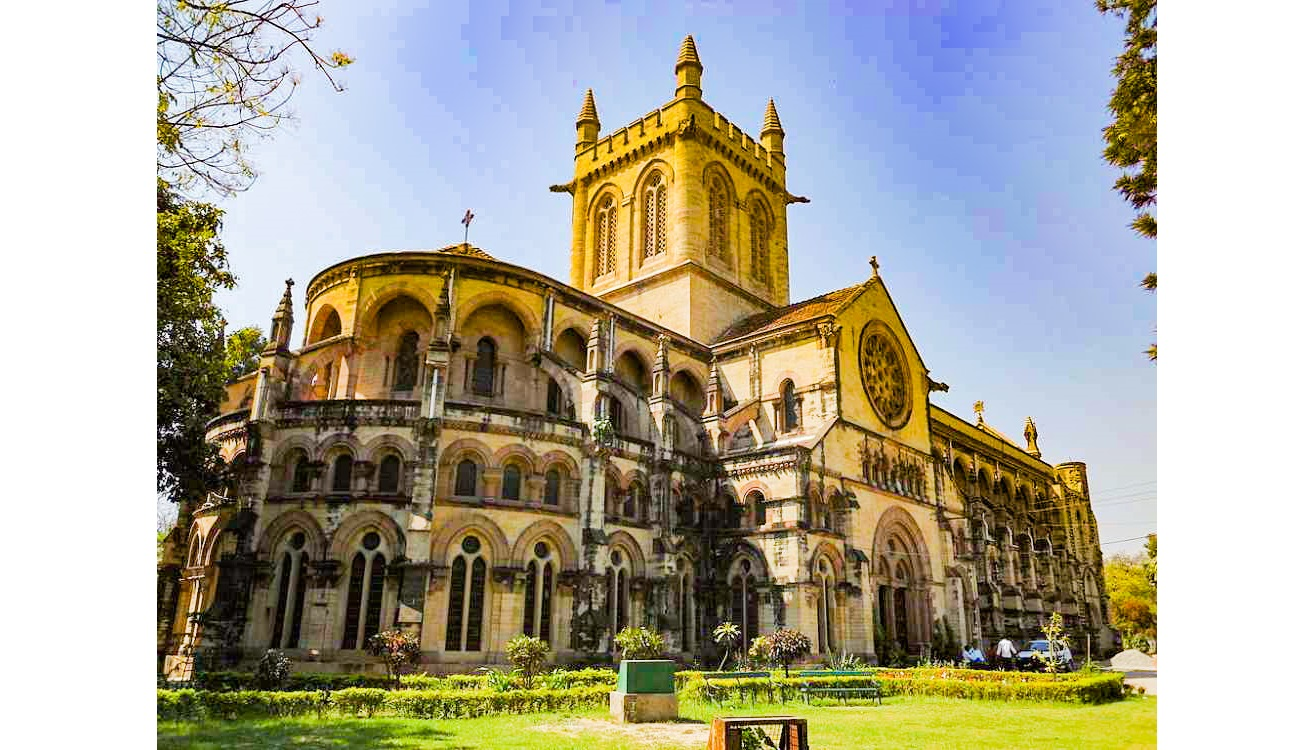 The British Legacy In Allahabad