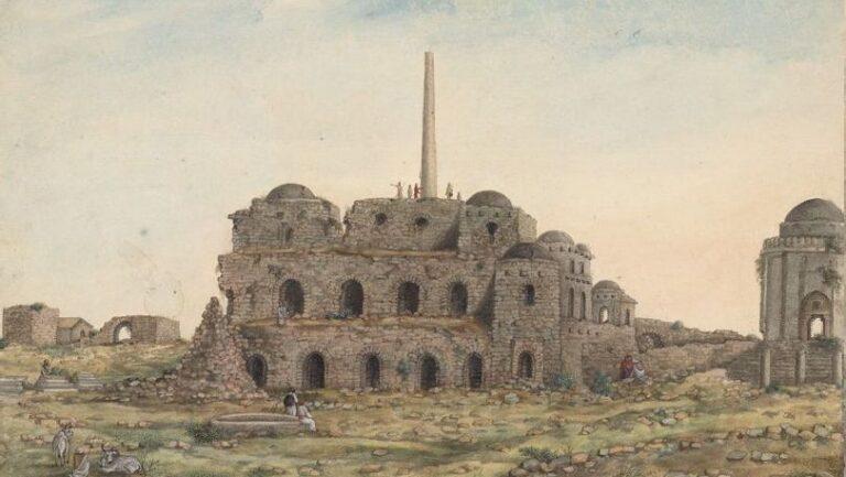 Feroze Shah Kotla: Delhi's Forgotten City