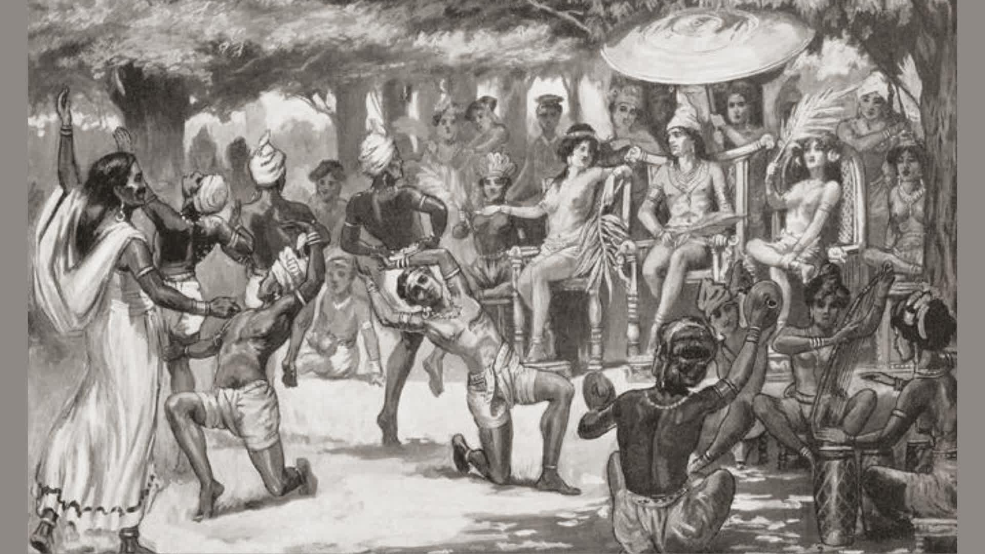 How the Ancient West saw India