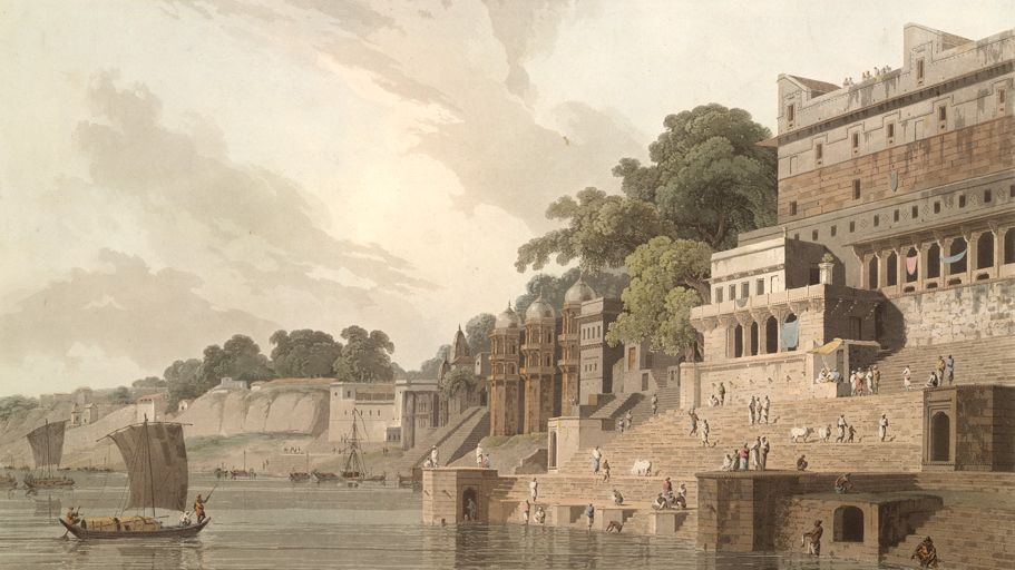 The Rise of Kashi (800 – 600 BCE)