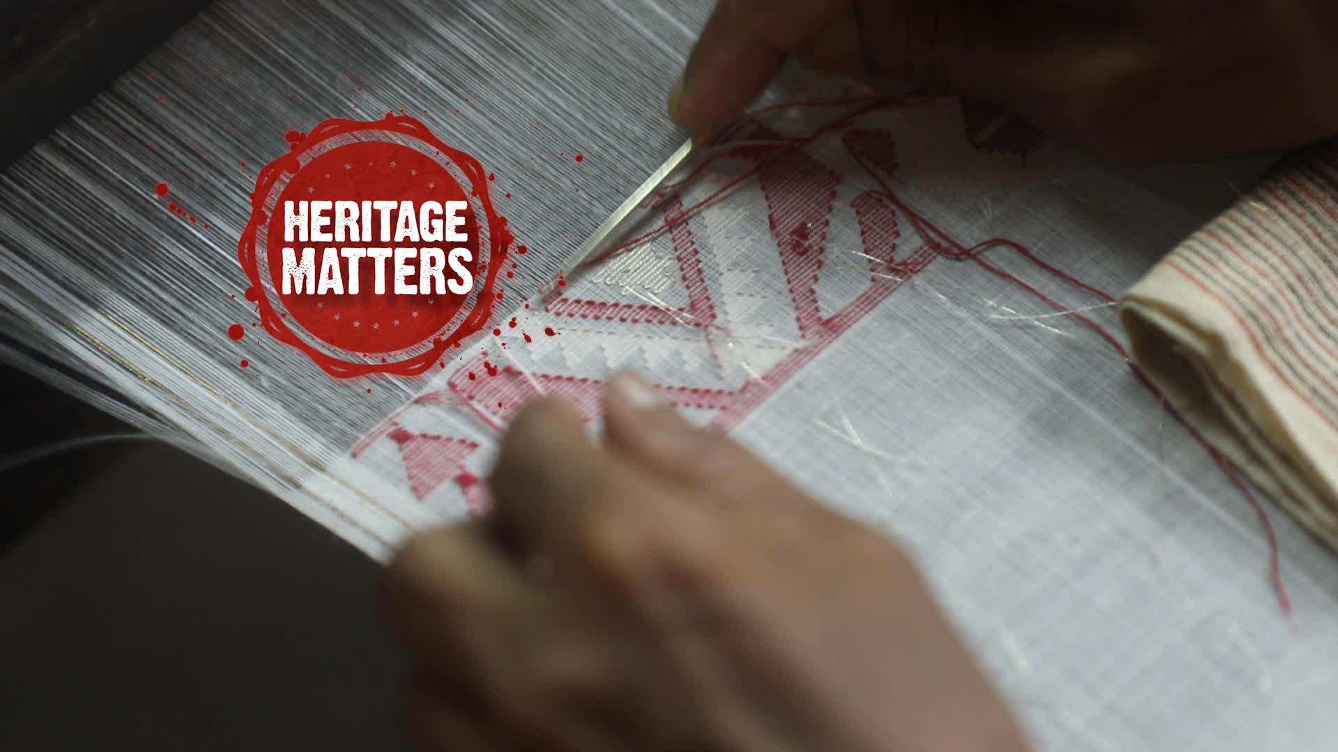Reviving the Jamdani | Heritage Matters