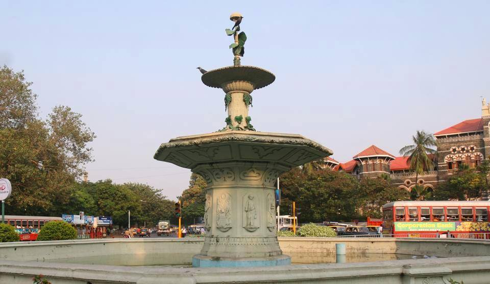 A Fountain That 'Maps' A General's Career