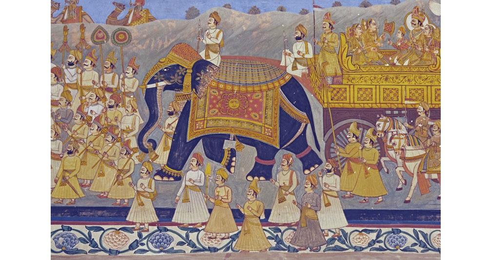 A 'Foolish' King Inspires First Gujarati Novel