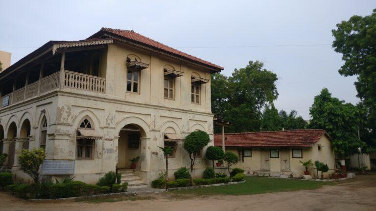 Gandhi's Start at Ahmedabad