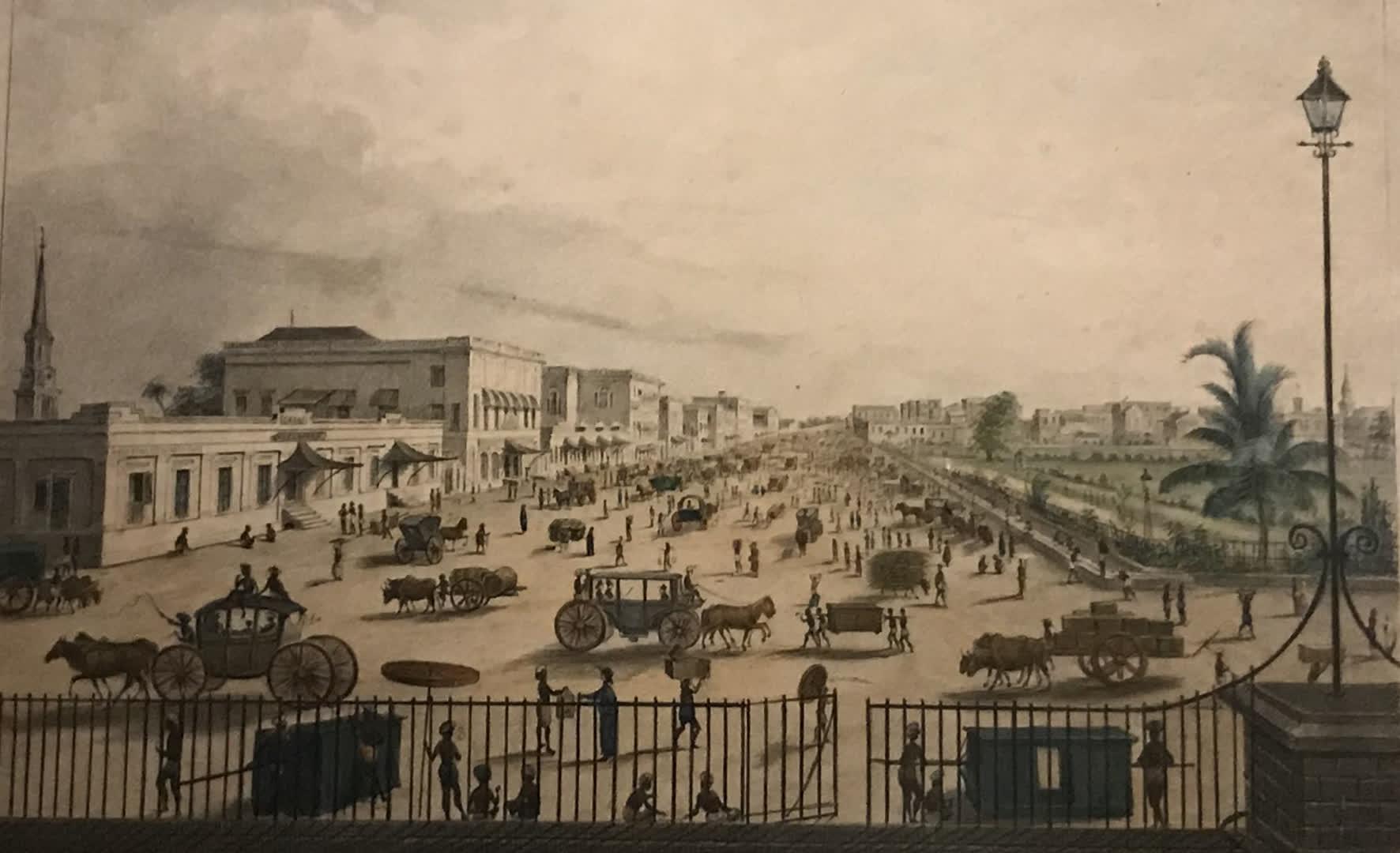 'Fun & Games' in Old Calcutta