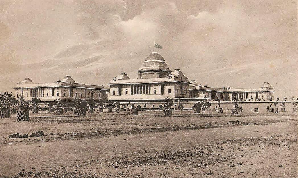 The Indians who Built New Delhi