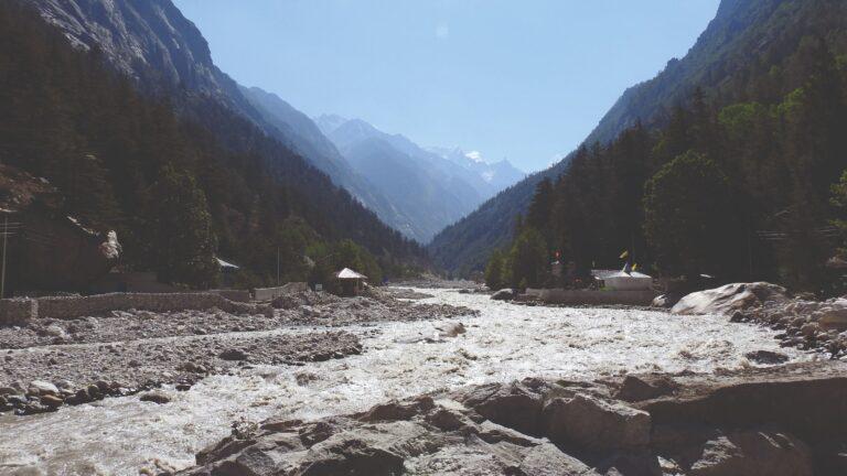 In Search of the Ganga's Origin