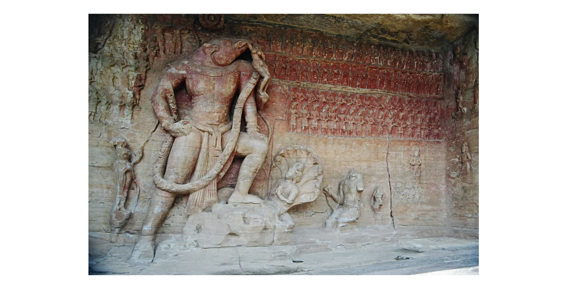 How Varaha Rescued The Earth