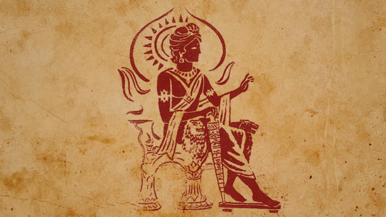 Chandragupta Maurya: Emperor to Ascetic (324-297 BCE)