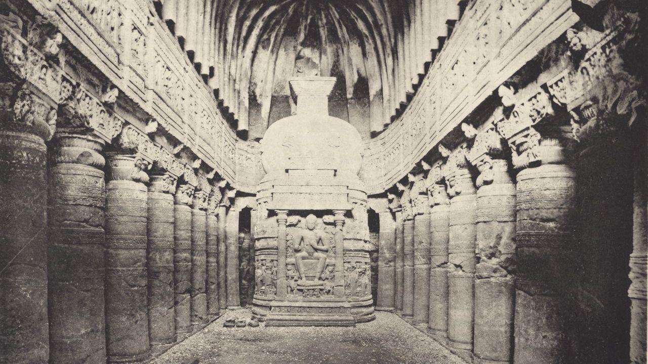 Ajanta: A Legacy Cast in Stone