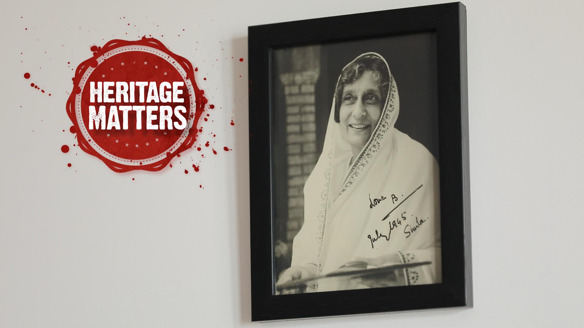 Preserving Rajkumari Amrit Kaur's Legacy
