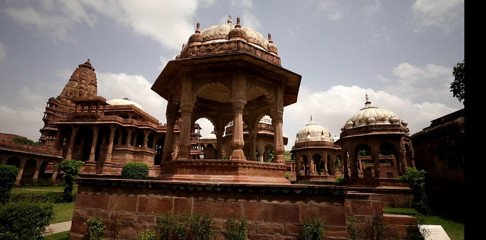 Marwar's Royal Memorials