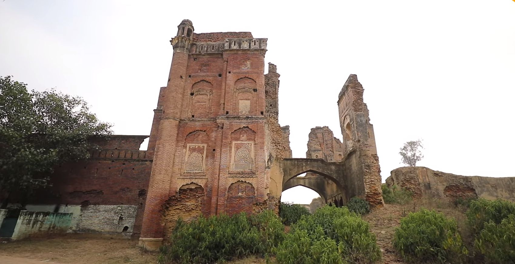Malerkotla: A Begum in a Roofless Palace