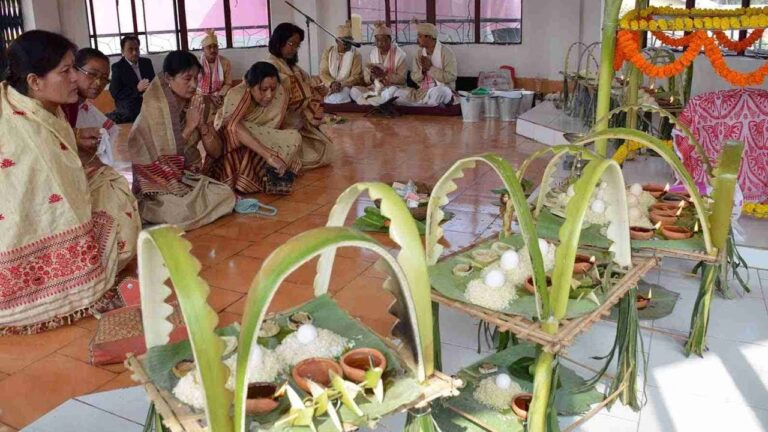 Assam's Day of the Dead