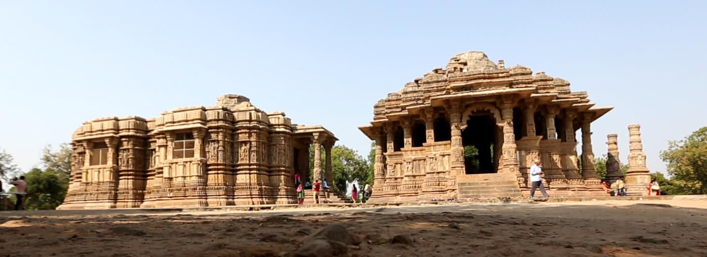 The Radiant Sun Temple of Modhera