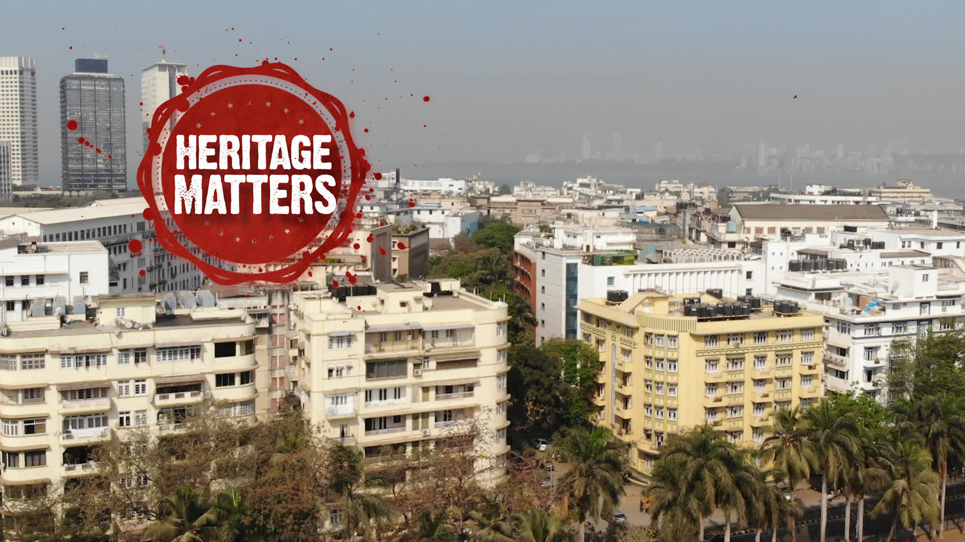 Chronicling Mumbai's Art Deco Architecture