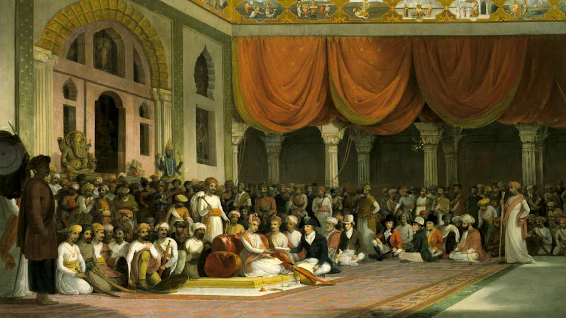 A Peek into the Peshwa Court