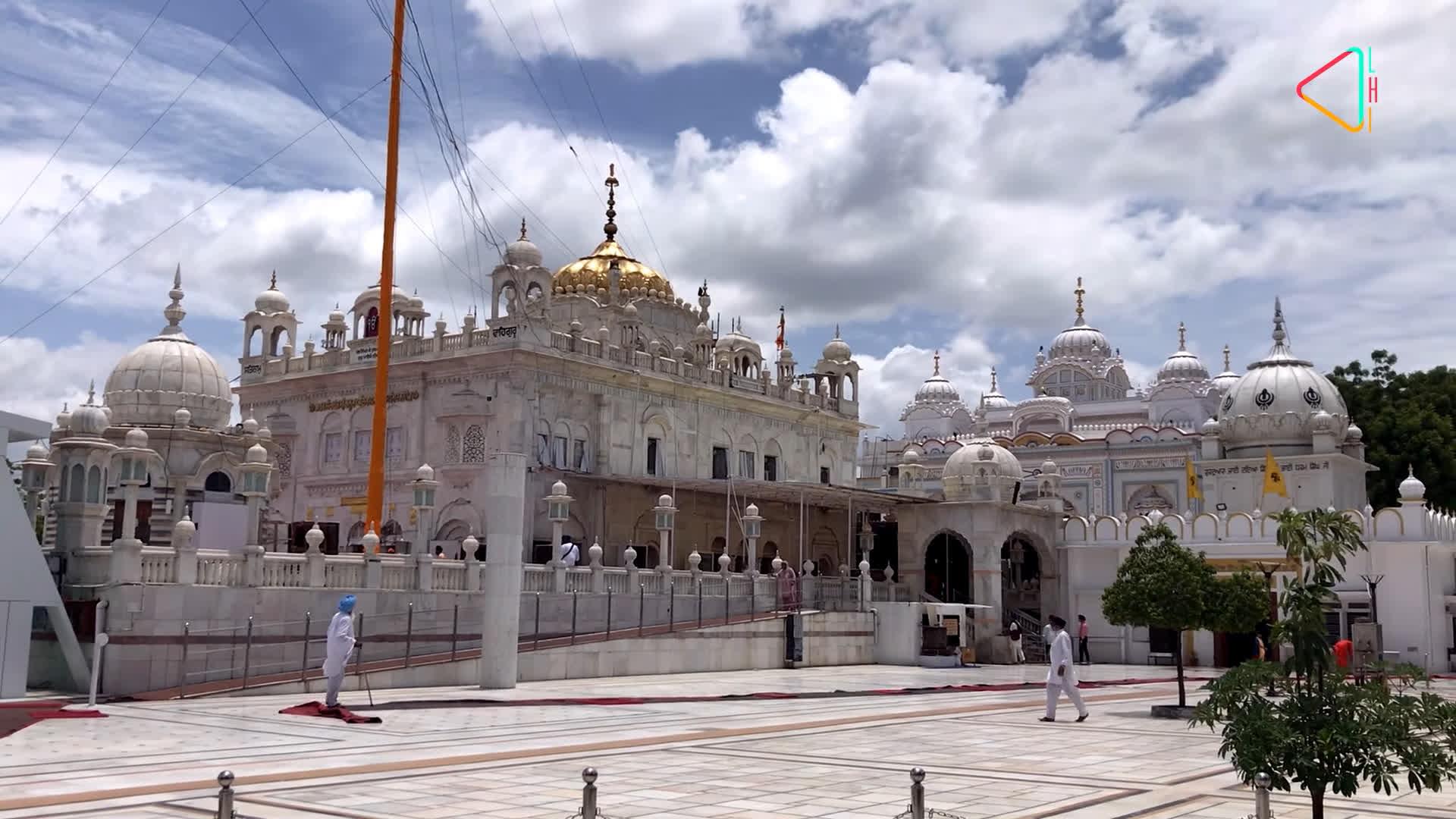 Nanded Gurdwara: Shrine of  the Holy Book