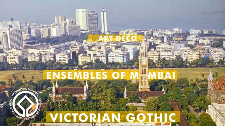 Victorian Gothic and Art Deco Ensembles of Mumbai