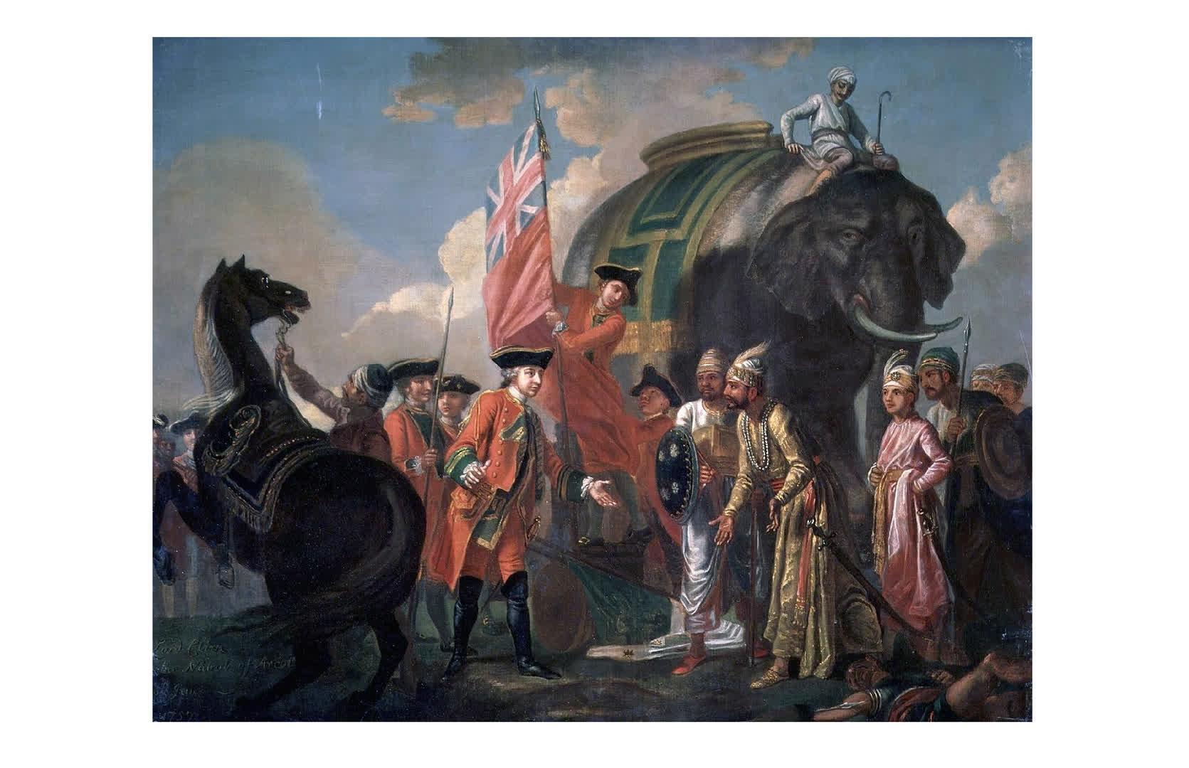 Plassey: The Battle & Beyond
