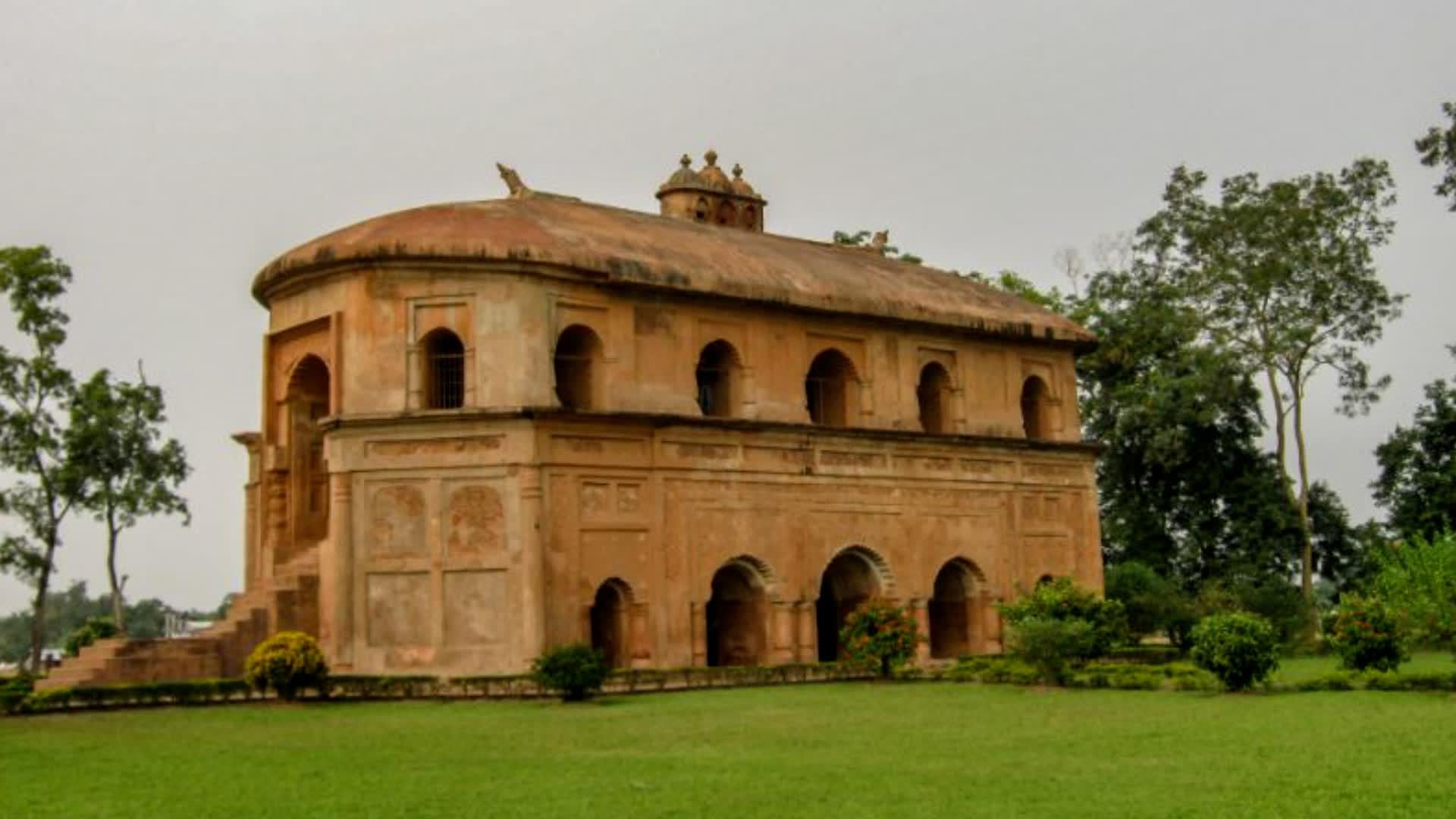 The Ahom Kingdom of Assam