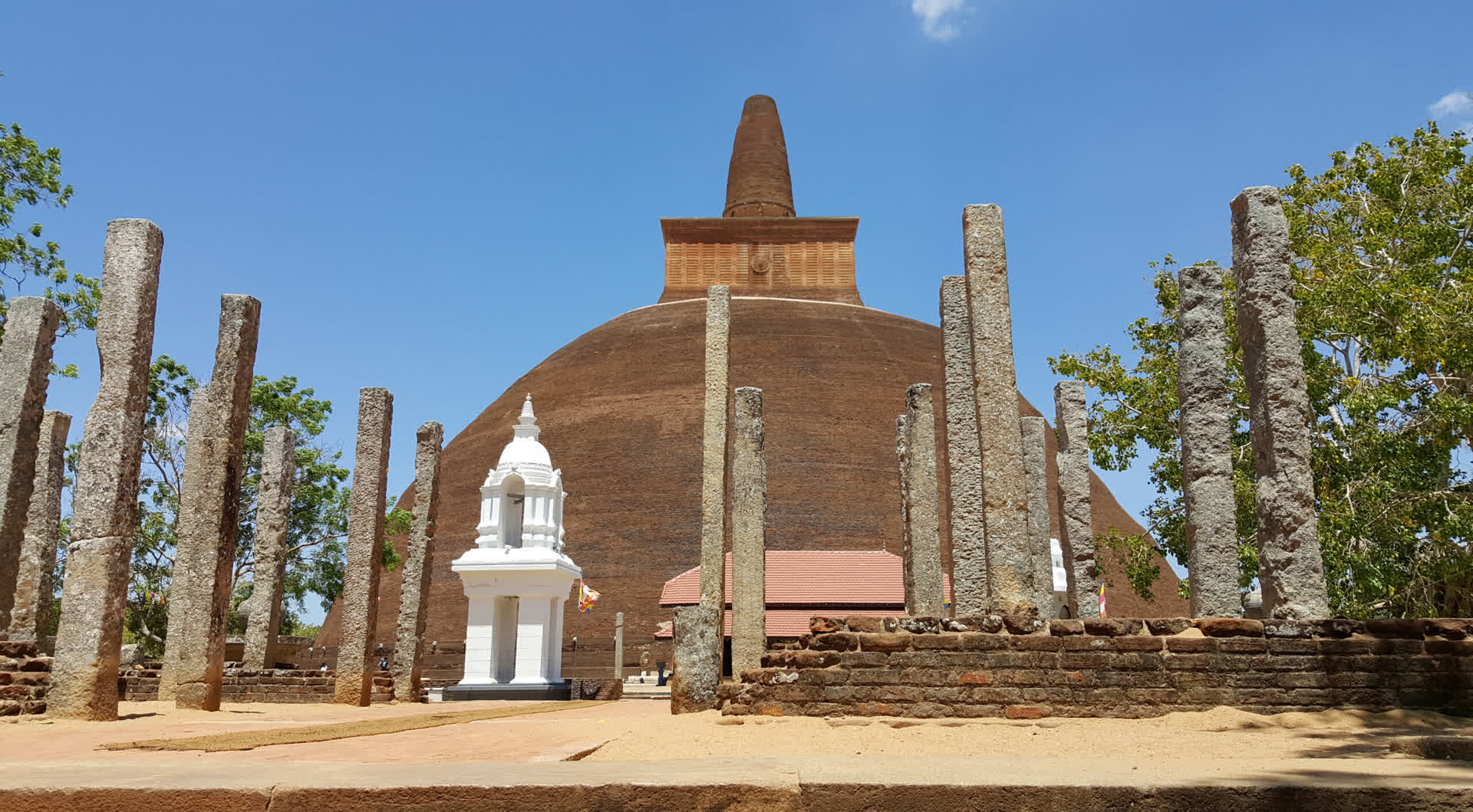 Anuradhapura: Sri Lanka's India Connection