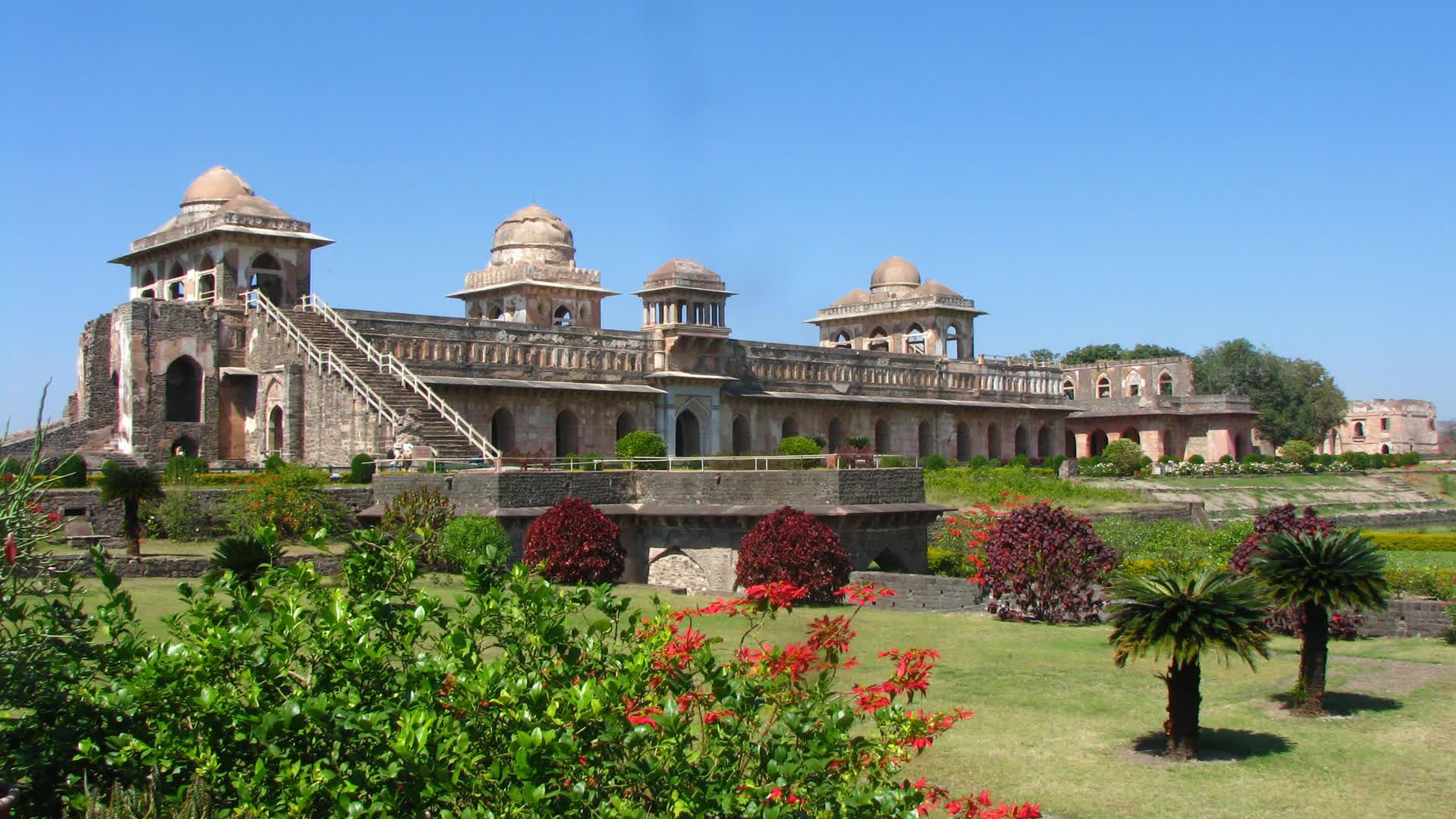 Mandu: Pride of the Malwa Sultans