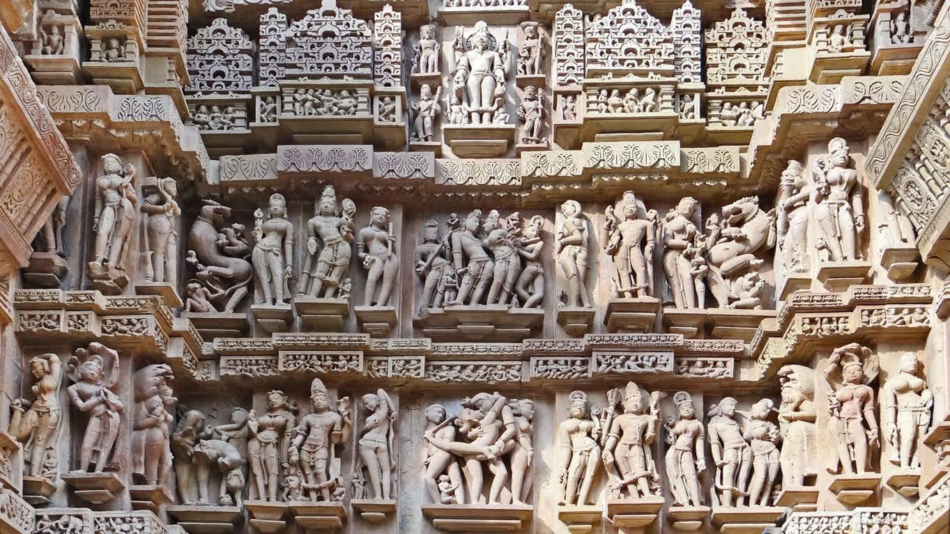 Khajuraho: Beyond Eroticism