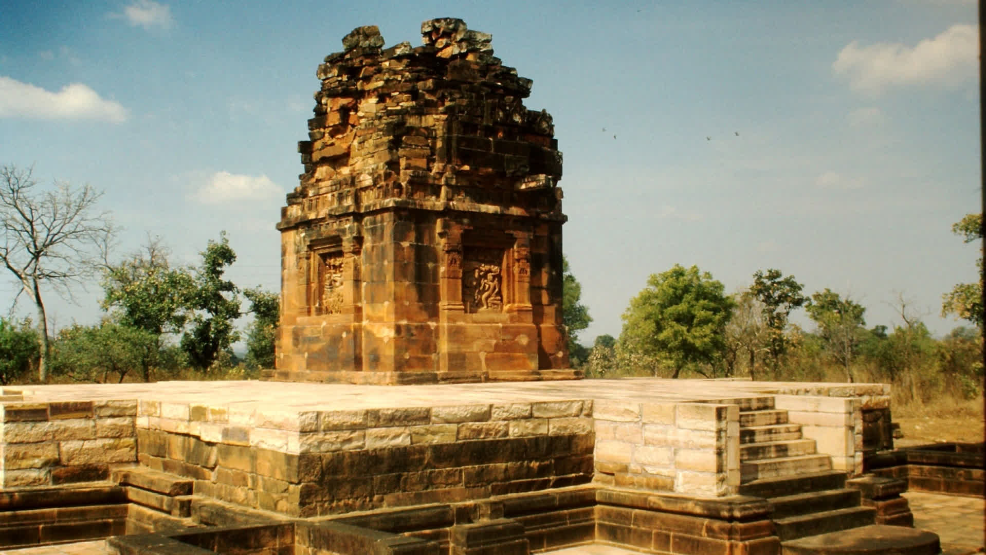 The Earliest Temples of India