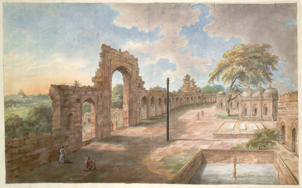 Iron Pillar of Delhi: Solving the Mystery