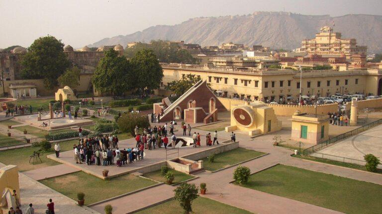 Jaipur's Jantar Mantar: Legacy of an Astronomer-King