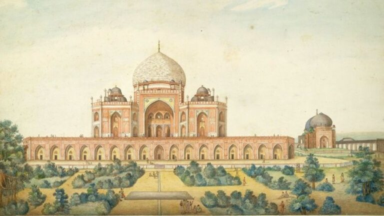 Humayun's Tomb: In the Memory of an Emperor