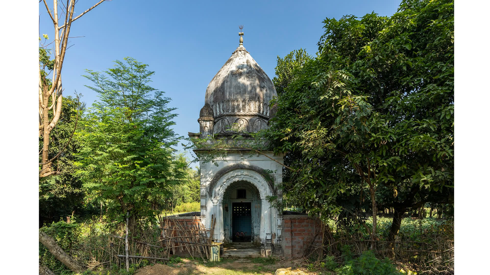 Murshidabad's Temple with a Maratha Connection