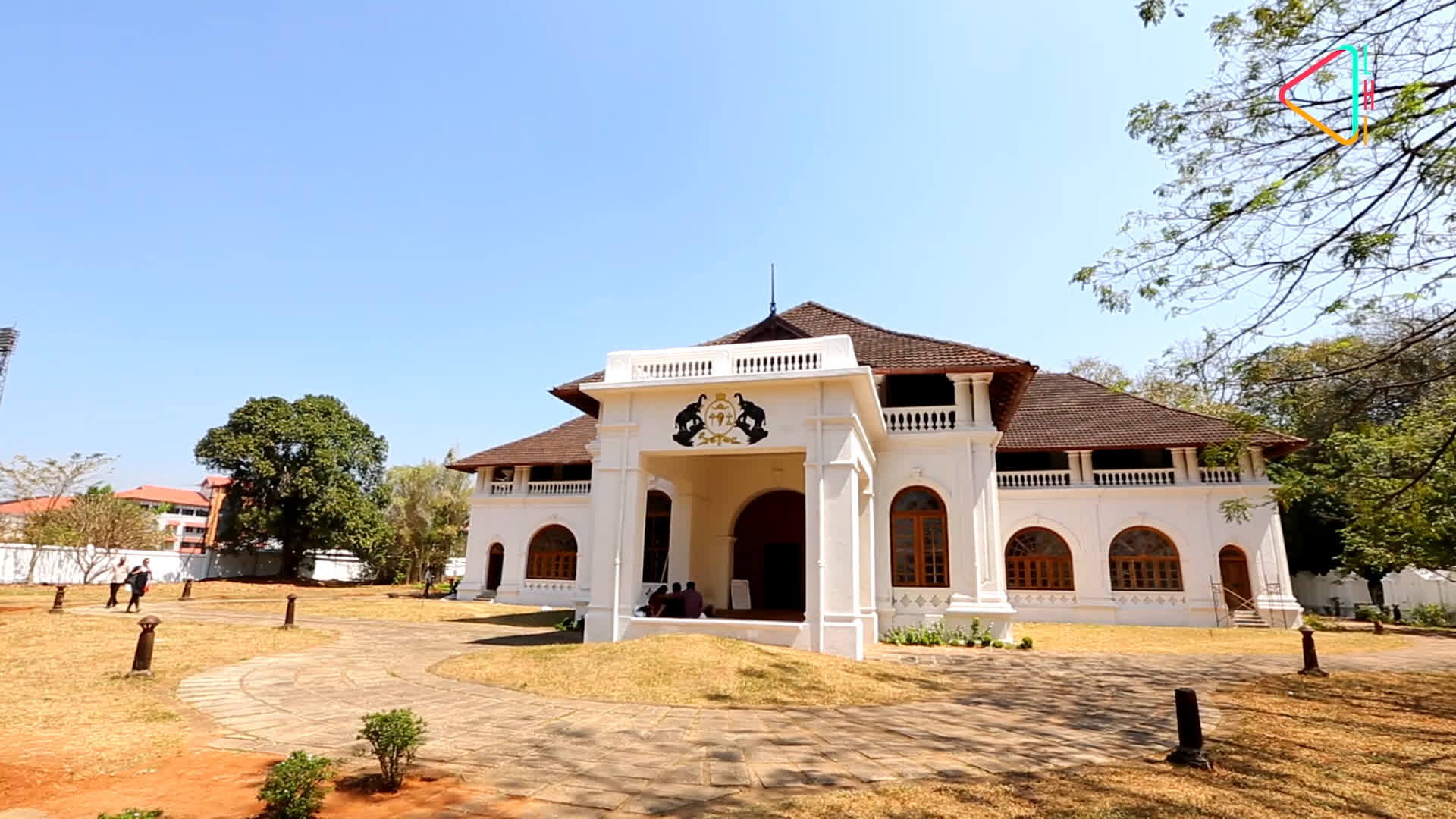 Thrissur's Palace & the Story it Tells