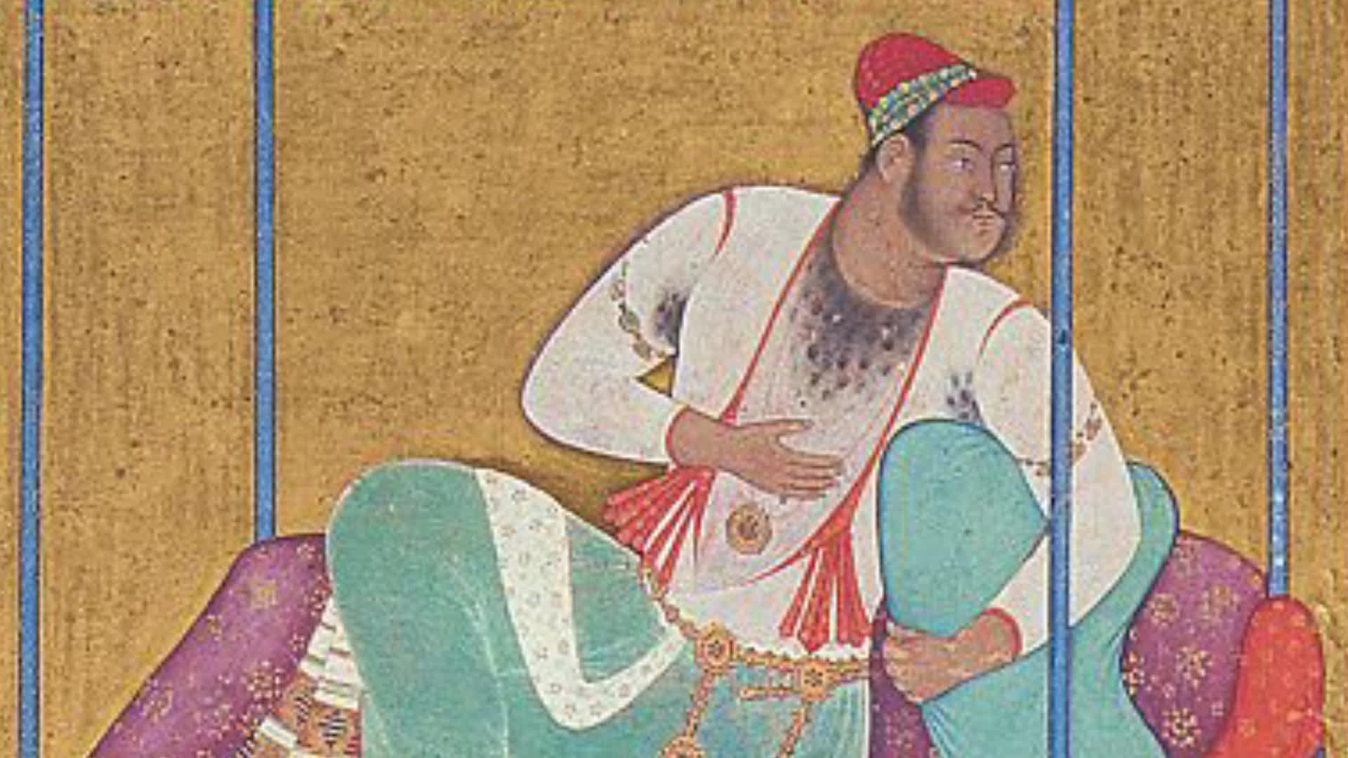 The 'Mad' King: Murtaza Nizam Shah I