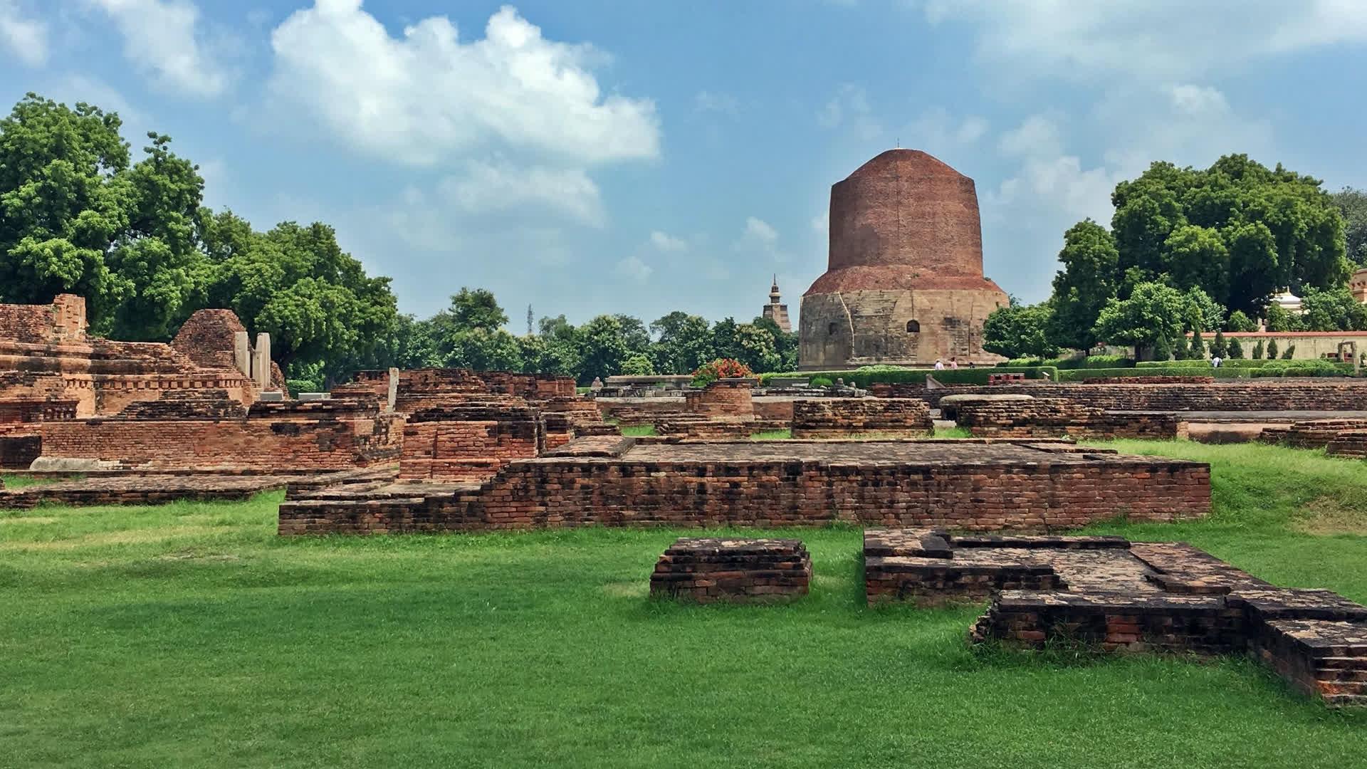 Sarnath: Where Buddha Spoke