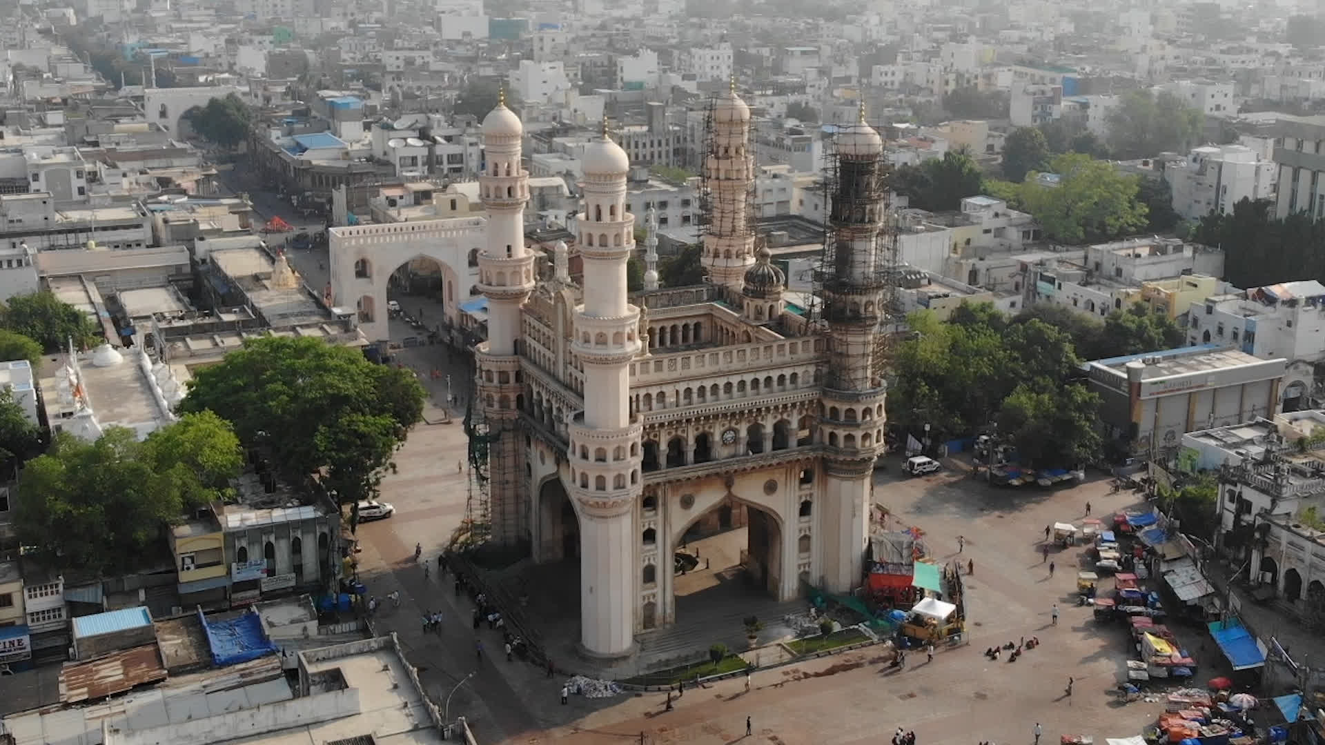 Charminar: Hyderabad's First Building