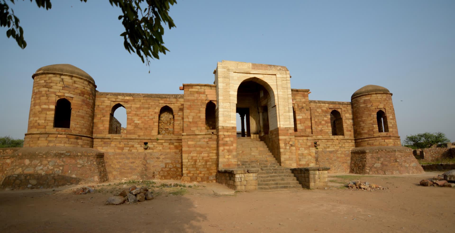 Sultan Ghari: India's Oldest Islamic Tomb