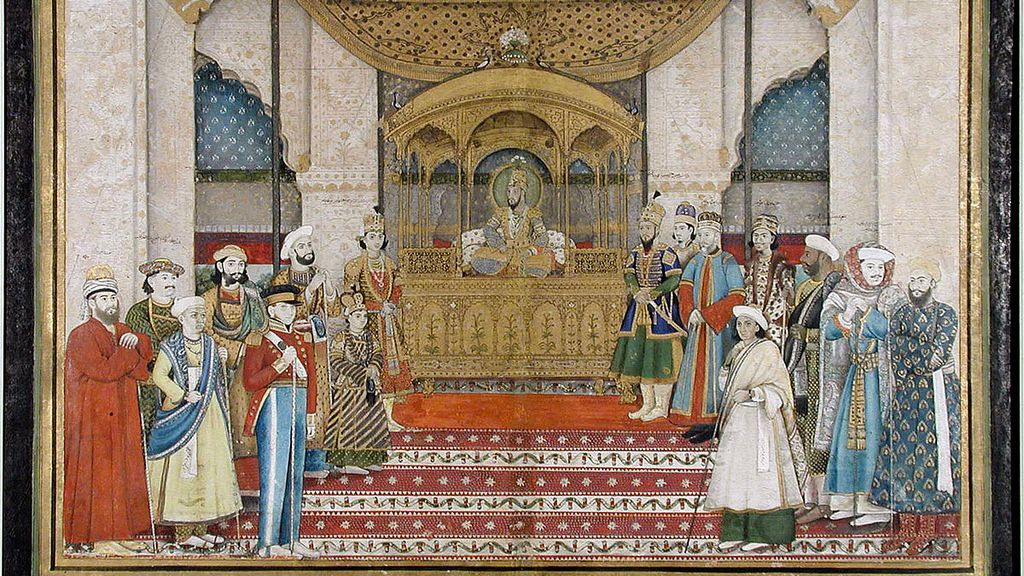 The Epidemic that Slayed the Mughals' Last Heir
