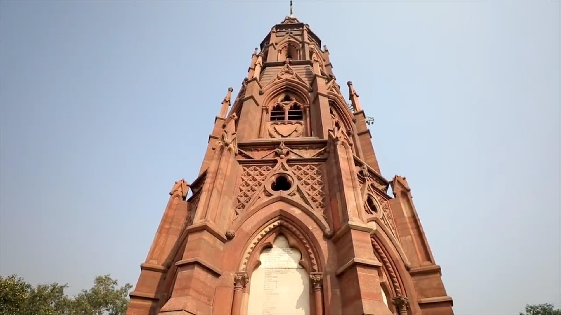 Delhi's Mutiny Memorial