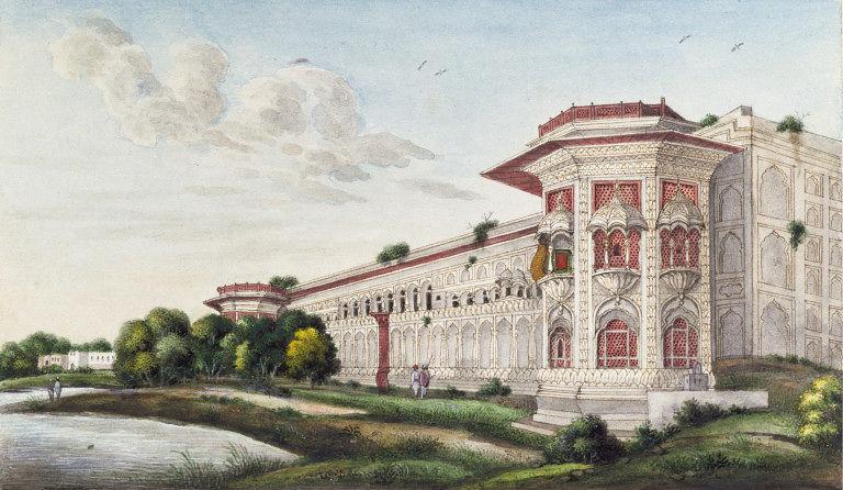 Qudsia Bagh: Delhi's Paradise Lost