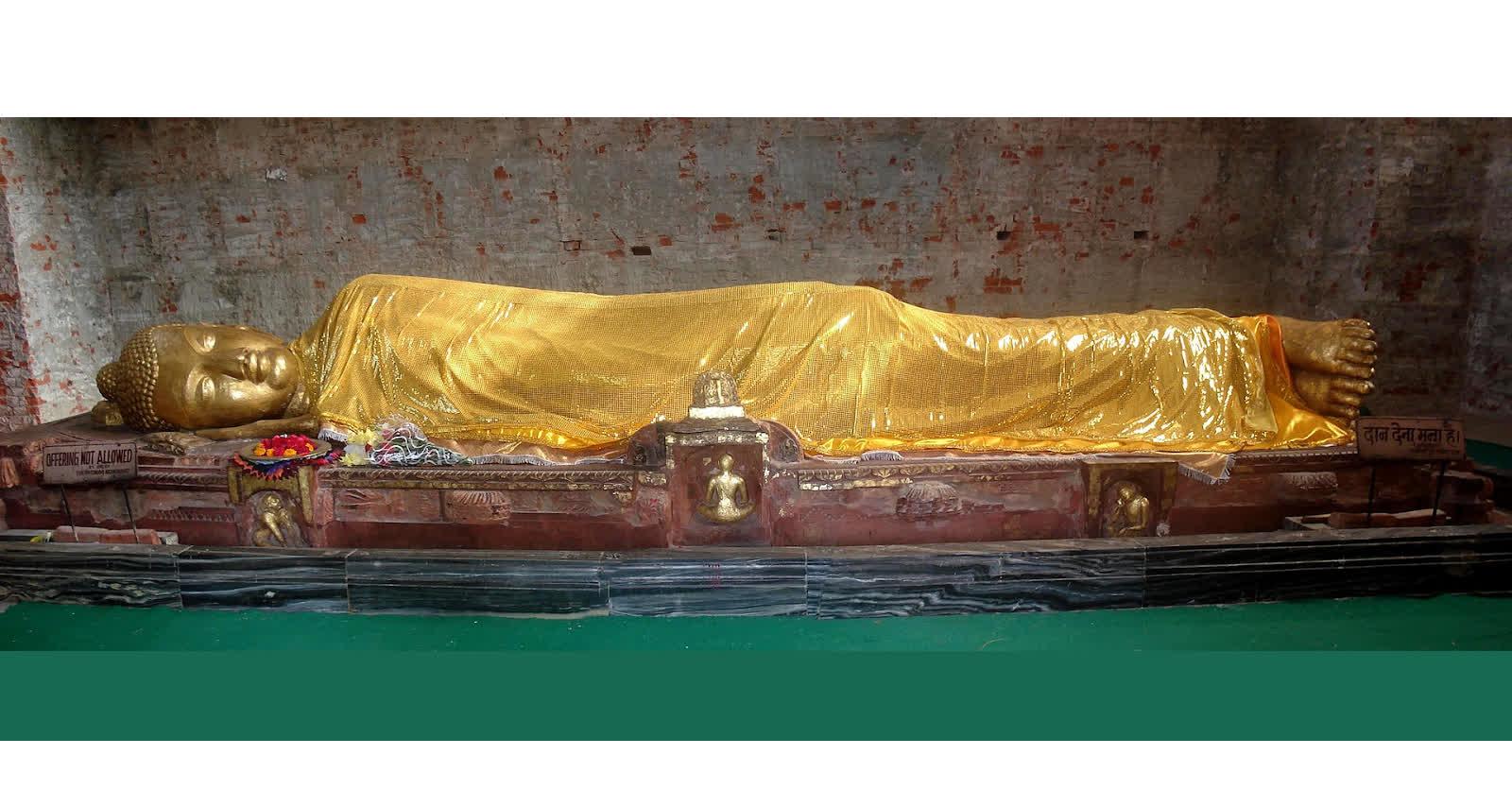 Kushinagar: Where Buddha Slipped his Earthly Bonds