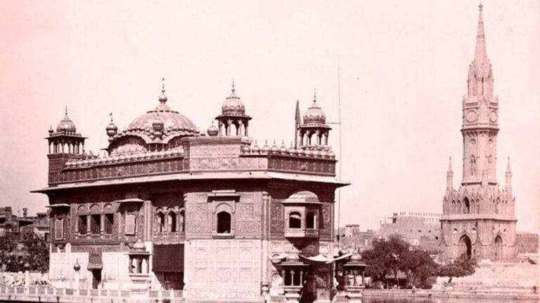 Clock Tower of Amritsar: Casting a Long Shadow