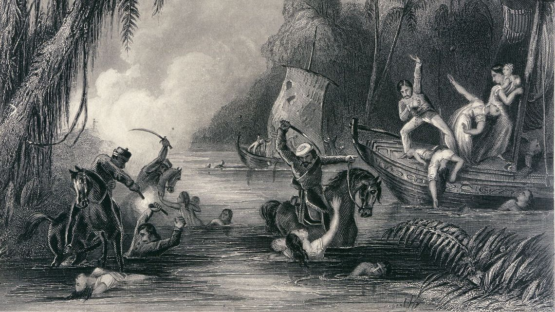 Revolt of 1857: The Tragedy of Kanpur's Massacre Ghat