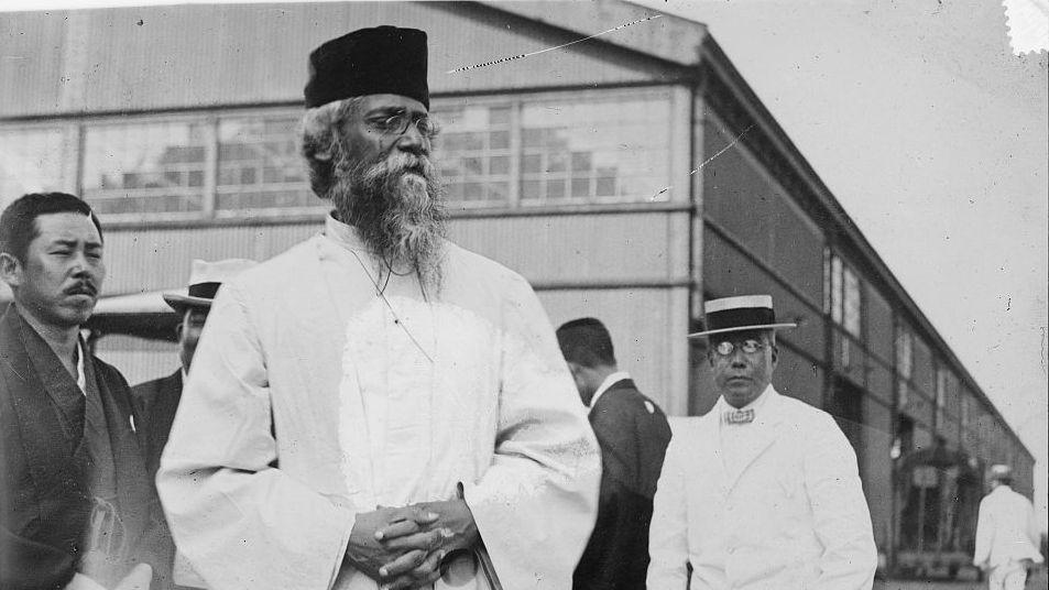 Rabindranath Tagore: The Globe-Trotting Bard