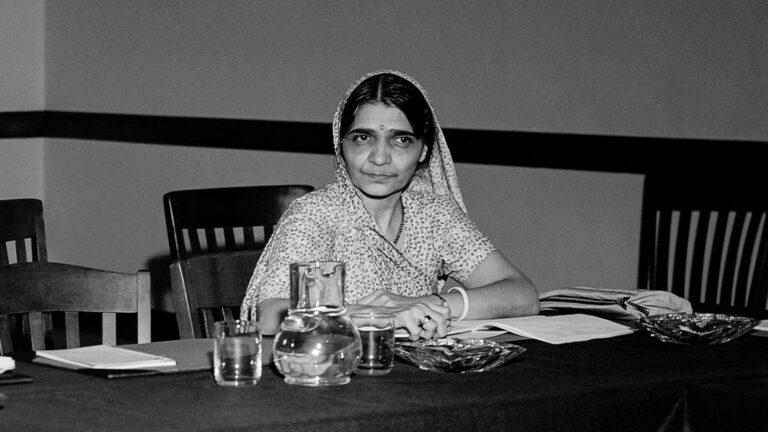 Hansa Mehta: India's First Woman Vice-Chancellor
