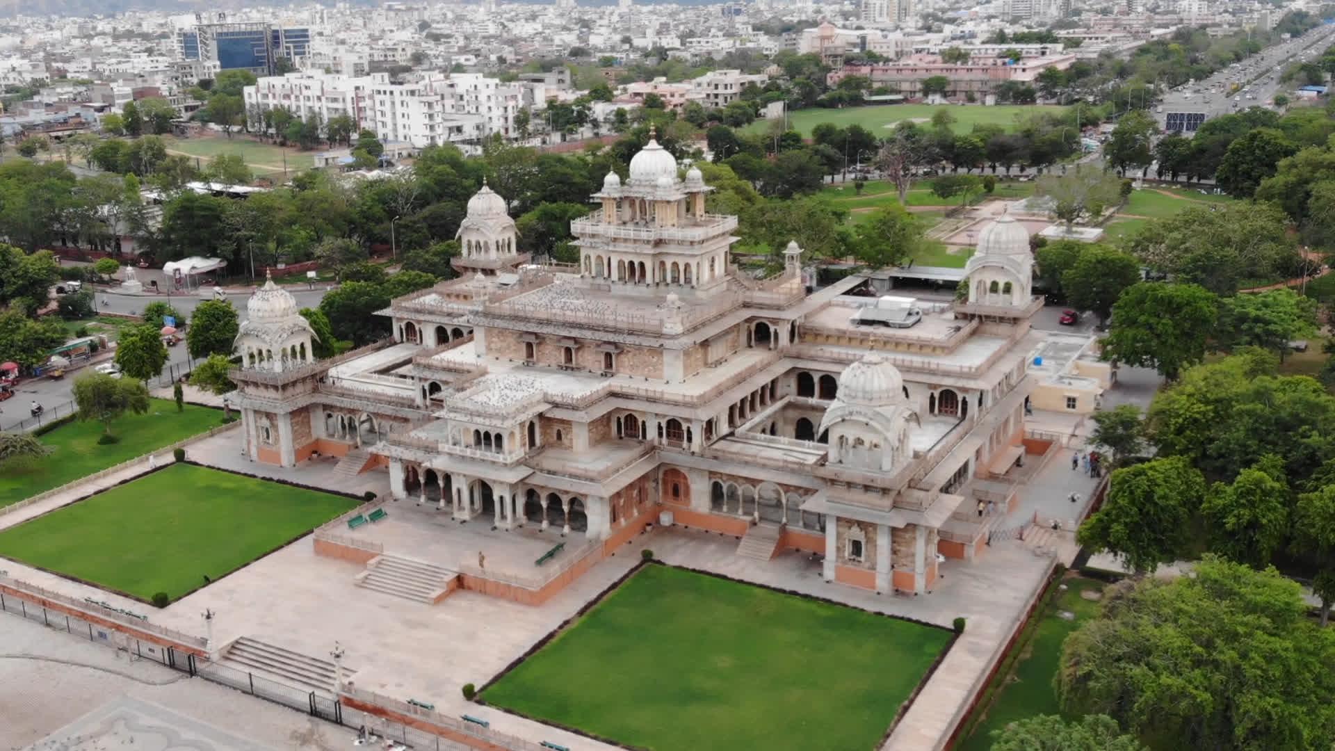 Jaipur's Albert Hall Museum