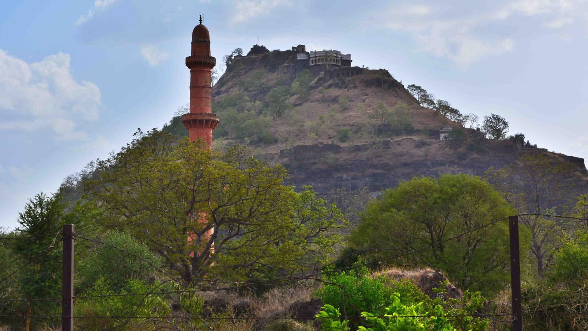Daulatabad's Historic Fort