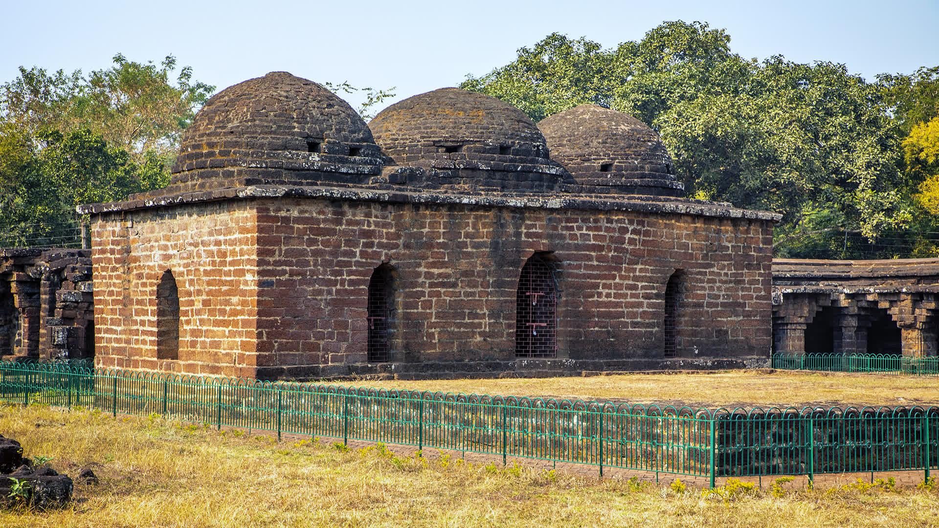 Kurumbera: The Fort That Never Was