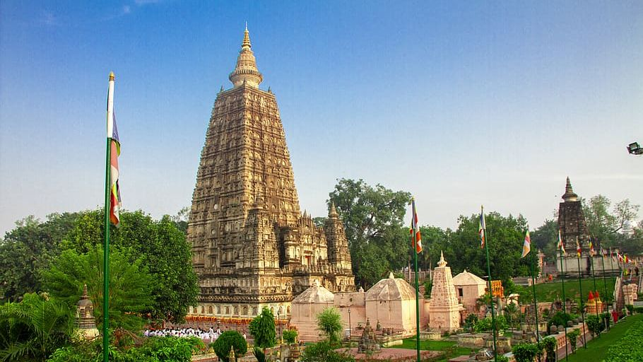 Mahabodhi Temple: Where the Buddha Attained Enlightenment